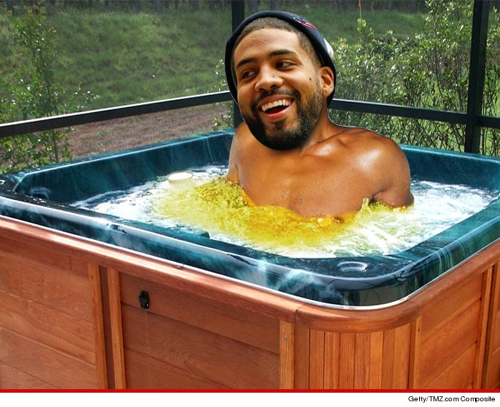 Do you pee in hotub