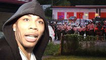Nelly -- Rioters In Hometown Need To Wise Up ... And Stop The Violence