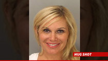 John Daly's Ex-Wife Arrested ... But What's She So Happy About?