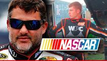 NASCAR -- New Rule After Tony Stewart Incident ... STAY IN YOUR CAR