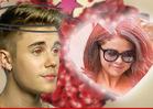 Justin Bieber -- Weekend Long Love-Fest With Selena Gomez