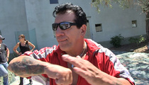 'Sons of Anarchy' Star Chuck Zito -- If War Machine's GF Cheated, She Deserved Beating