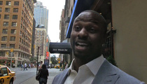 Bart Scott -- AL ROKER SYNDROME IS REAL ... Head Too Big for Skinny Body