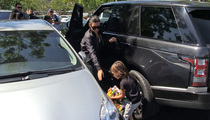 Kim Kardashian -- Nephew Mason Breaks the Mold and Talks!