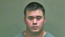 Ex-College Football Star -- ALLEGED SERIAL RAPIST ... Arrested In Oklahoma