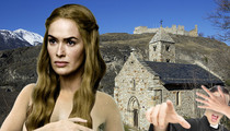 'Game of Thrones' -- Best Boobs On Show Victim of Church Cover-Up