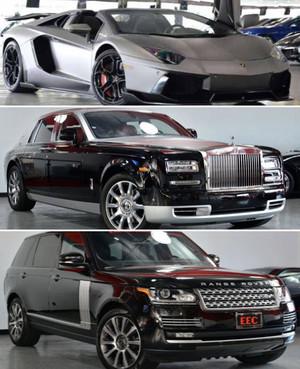 Petra Ecclestone's Cool New Cars