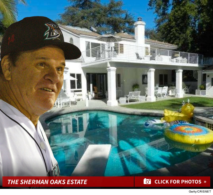pete rose gambles on real estate pays off huge tmz com rh tmz com Pete Rose Jr. Baseball Player pete rose home office email