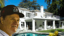 Pete Rose -- Gambles On Real Estate ... PAYS OFF HUGE!!