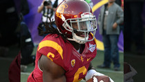 USC Football Players -- We're 'Done' With Josh Shaw