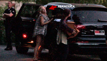 Francesca Eastwood -- Accused Of Breaking Into Ex-BF's Home
