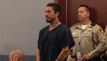War Machine -- Pleads Not Guilty to Attempted Murder of Christy Mack