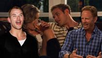 Ian Ziering -- Why He Didn't Watch the '90210' Reboot
