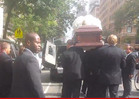 Joan Rivers -- Melissa's Tearful Farewell as Body Transported