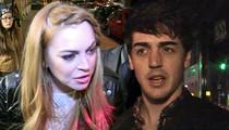 Lindsay Lohan -- Accused of Stealing 'Virtual Closet' App