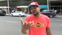 Method Man -- Ray Rice Should Get His Ass Kicked