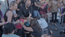 Rich & Famous Latinas -- Celebrate New TV Show With All-Out Brawl (VIDEO)