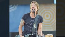 Keith Urban -- Cancels Charity Performance to Fly to Mourning Nicole Kidman