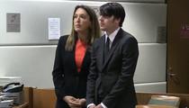 Robert Downey Jr. Shows Up for Son's Drug Plea