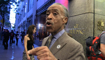 Al Sharpton -- MEETS WITH NBA ... Over Handling of Racist ATL Hawks Owner