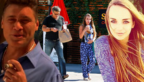 'Scarface' Star Steven Bauer -- First You Get the Money ... Then You Get the 18-yr. Old Girlfriend