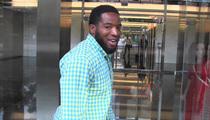 NFL Star Alfred Morris -- Takes Fancy Waiter Job ... After 2 TD Performance