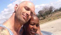 'Django' Actress & BF ... TX Cops ALSO Racially Profiled Us!