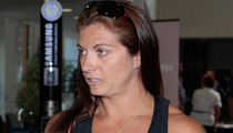 Misty May-Treanor -- HACKED NUDE PIC IS FAKE ... 'Clearly Photoshopped'