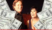 Kris/Bruce Jenner Divorce -- $60 Million Split