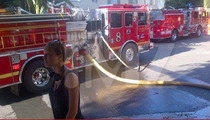 'Pitch Perfect' Star Alexis Knapp -- Oops ... My Candle Torched My Condo Bldg.