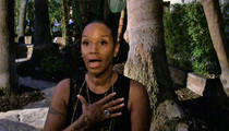'Basketball Wives' Star -- My Husband 'Almost Left Me' ... For Leaking Nude Pic