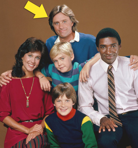 "Joel Riggins is best known for playing the playful patriarch Edward Stratton III in the hit '80s television show ""Silver Spoons."""