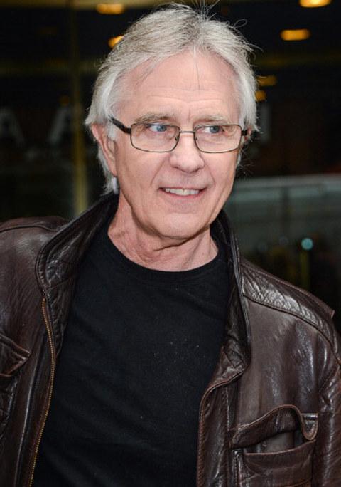 Joel Riggins was photographed looking golden!