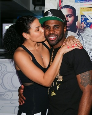 Jason Derulo & Jordan Sparks -- Before The Split