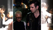Amber Rose -- Finger Lickin' Good Night With the Other Nick