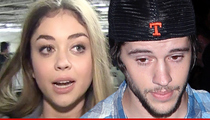 'Modern Family' Star Sarah Hyland -- Ex-BF Ordered to Stay Away ... And That Goes for Her Little Dog Too!