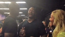 NFL Star Dwight Freeney -- TEAMS UP WITH KOBE BRYANT ... Kick-Ass Surprise for At-Risk Youth