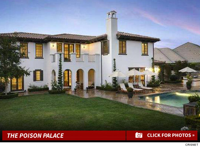 Bret Michaels Nothin But A Good Time In Awesome New Crib Tmz Com