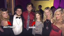 'Pitch Perfect' Cast -- Reunites on Bourbon Street For 'Moulin Rouge' Wedding Party