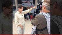 NBC Dr. Nancy Snyderman -- I'd Like Ebola Soup, Please