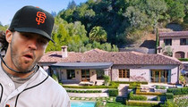 MLB Star Barry Zito -- Rent My Giant S.F. Mansion ... $25k Per Month!