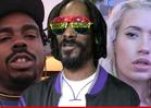 Snoop Dogg vs. Iggy Azalea -- Dogg Pound Bites Back... Iggy's Not On Snoop's Level