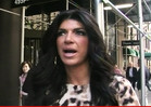 Teresa Giudice -- 'Real Housewives' Star Checks Into Prison