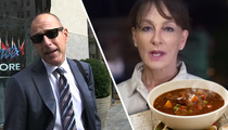 Matt Lauer -- C'mon, Dr. Nancy Snyderman ... Keep That Ebola On Lockdown