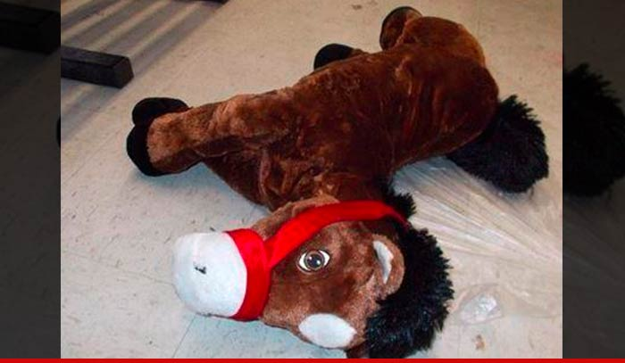 Walmart Shopper Busted For Humping Toy Horse Cops Release