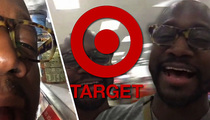 Taye Diggs -- Loves Singing About Everything in Target