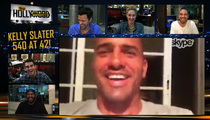 Kelly Slater -- How I Pulled Off that Epic 540 [Video]