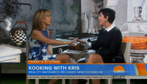 Kris Jenner Calls Transsexual Talk Re: Bruce 'Silly'