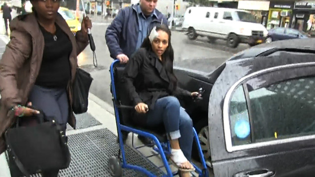 Bravo Star Melyssa Ford Still In Major Pain After Bottle Blow To