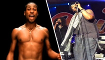 D'Angelo -- How Does It Feel? Try Fat & Happy